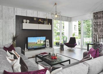 Thumbnail 1 bedroom flat for sale in Five Oaks Lane, Chigwell, Essex