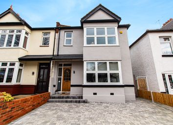 Thumbnail 3 bed semi-detached house for sale in Victoria Road, Southend-On-Sea