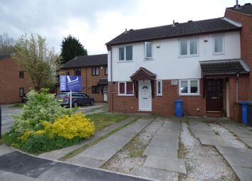 Thumbnail 2 bed town house to rent in Lathbury Close, Oakwood, Derby