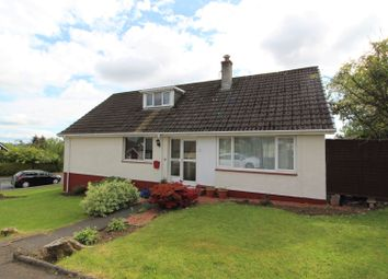 Thumbnail 4 bed detached house for sale in Castlehill Road, Stewarton