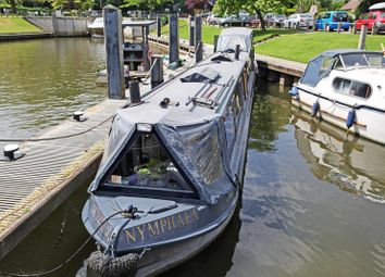 Thumbnail 1 bed houseboat for sale in Ferry Lane, Shepperton