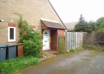 Thumbnail 1 bed property to rent in Larkhill Way, Felixstowe, Suffolk