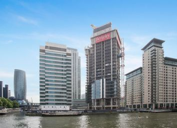 Thumbnail 1 bed flat for sale in South Quay Plaza Tower, Canary Wharf, London