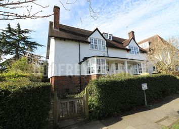Thumbnail 3 bed semi-detached house for sale in Asmuns Hill, London