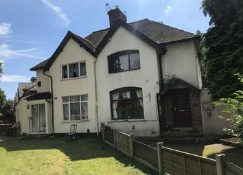 Thumbnail 2 bed semi-detached house for sale in Hawes Road, Walsall