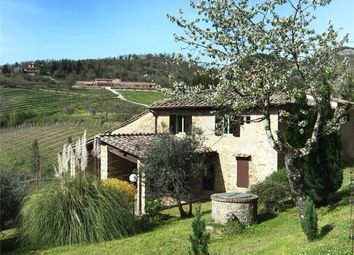 Thumbnail 4 bed farmhouse for sale in Localita Casino, Gaiole In Chianti, Tuscany, Italy