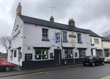 Thumbnail Pub/bar for sale in Old Brown Jug, 41 Bridge Street, Newcastle-Under-Lyme, Staffordshire