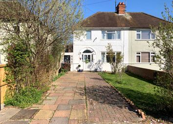 Thumbnail 3 bed semi-detached house to rent in Ardler Road, Caversham
