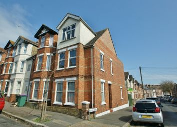 Thumbnail 4 bedroom end terrace house for sale in Watkin Road, Folkestone