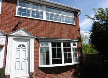 Thumbnail 3 bedroom end terrace house for sale in Silver Royd Drive, Farnley, Leeds