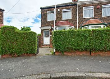 Thumbnail 3 bed end terrace house for sale in Atholl Avenue, Hessle