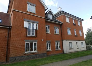 Thumbnail 2 bedroom flat for sale in Pashford Place, Ipswich