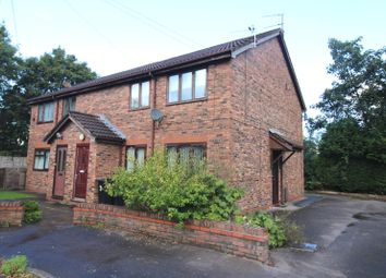 Thumbnail 2 bed flat for sale in Park View Lodge, Kenilworth Road, Cheadle, Stockport