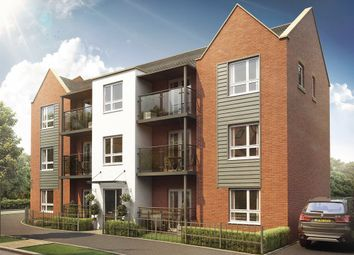 "Thumbnail 2 bed flat for sale in ""Gateway Apartments"" at Howsmoor Lane, Emersons Green, Bristol"