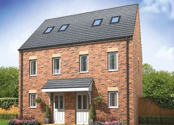 "Thumbnail 3 bed terraced house for sale in ""The Moseley "" at Imperial Park, Wills Way, Bristol"