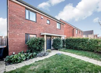 Thumbnail 3 bed detached house for sale in Ellis Close, Wootton, Bedford, Bedfordshire