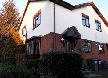 Thumbnail 1 bed property to rent in Stockbridge Close, Chineham, Basingstoke