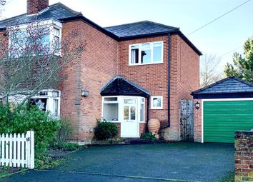 Thumbnail 3 bed semi-detached house for sale in Broad Lane, Lymington, Hampshire