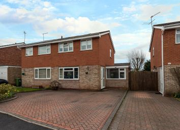 Thumbnail 3 bed semi-detached house for sale in Hollyhurst, Stafford