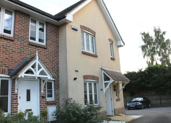 Thumbnail 3 bedroom end terrace house to rent in Smeeds Close, East Grinstead