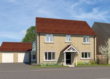Thumbnail 3 bed detached house for sale in Milton Hill, Milton, Abingdon