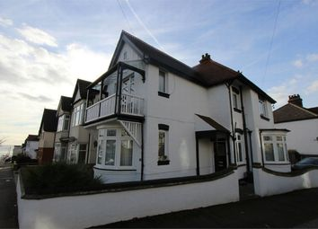 Thumbnail 2 bed flat for sale in Woodfield Road, Leigh-On-Sea, Essex