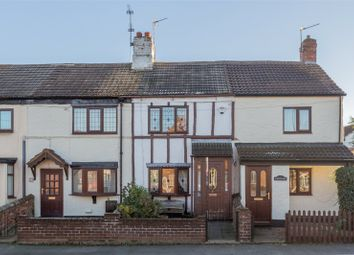 Thumbnail 2 bed terraced house for sale in Wroot Road, Finningley, Doncaster