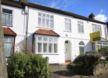 Thumbnail 3 bed terraced house for sale in Manor Lane, London