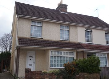 Thumbnail 3 bed semi-detached house for sale in Vale Heights, Vale Road, Parkstone, Poole