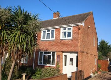 Thumbnail 3 bedroom end terrace house for sale in Taunton Road, Bridgwater