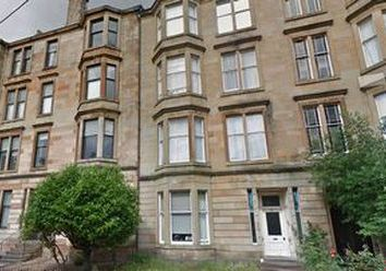 Thumbnail 6 bedroom flat to rent in Hillhead Street, Glasgow