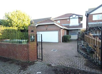 Thumbnail 4 bed detached house for sale in Hawthorn Mews, Sunderland