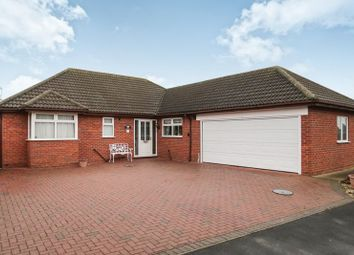 Thumbnail 3 bed detached bungalow for sale in Pegasus Grove, Bourne