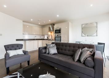 Thumbnail 2 bed flat to rent in Freda Street, Southwark