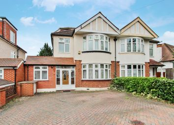 Thumbnail 4 bed semi-detached house for sale in Beresford Avenue, Berrylands, Surbiton