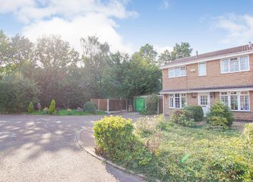 Thumbnail 4 bed detached house for sale in St. Bridgets Close, Fearnhead