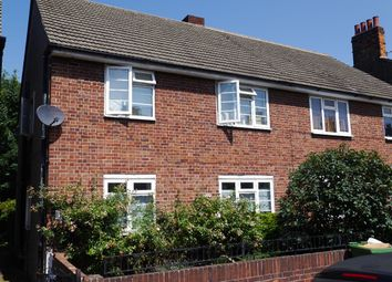 Thumbnail Maisonette to rent in Cambray Road, London