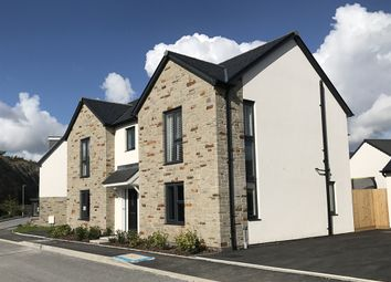 "Thumbnail 4 bed detached house for sale in ""The Bond"" at Broxton Drive, Plymstock, Plymouth"
