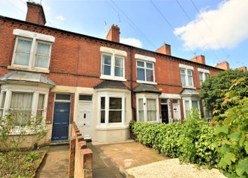 Thumbnail 2 bed terraced house to rent in Woodbine Avenue, Off London Road, Leicester