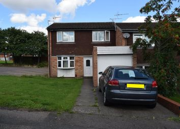 Thumbnail 3 bed semi-detached house for sale in Tolchard Close, Rowlatts Hill, Leicester