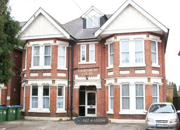 Thumbnail 1 bed flat to rent in Thornbury Court, Southampton