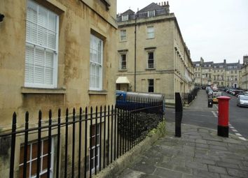 Thumbnail 1 bed flat to rent in Bennett Street, Bath
