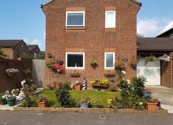 Thumbnail 3 bed link-detached house for sale in Winston Gardens, Herne Bay