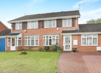 Thumbnail 4 bedroom link-detached house for sale in Wychall Drive, Moseley Parklands, Wolverhampton