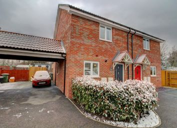 Thumbnail 2 bed semi-detached house for sale in Elmbrook Close, Basildon