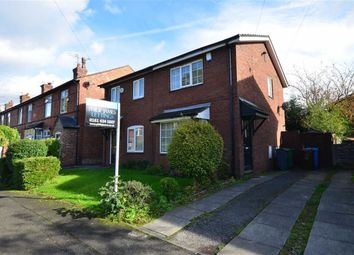 Thumbnail 2 bedroom semi-detached house to rent in Dundonald Road, Didsbury, Manchester, Greater Manchester