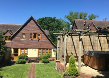 Thumbnail 3 bed semi-detached house to rent in Outlands Lane, Curdridge, Southampton