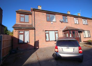 Thumbnail 4 bedroom semi-detached house for sale in Burrow Road, Chigwell, Essex