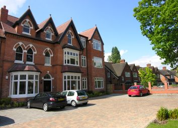 Thumbnail 2 bed flat to rent in Kineton Green Road, Solihull