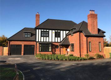Thumbnail 5 bed detached house for sale in Kingshurst Gardens, Bretforton Road, Badsey, Worcestershire